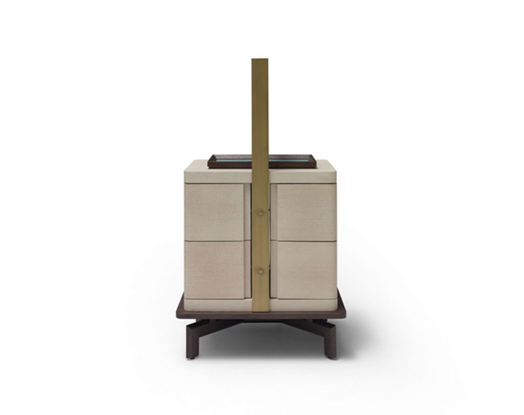 Madras Tiffin Side Table